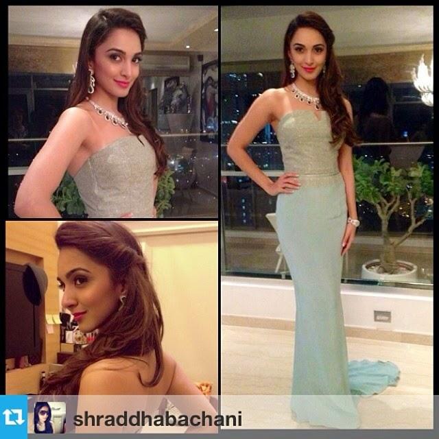 shantanu nikhil , jab uk otha ri , @shraddhabachani, Kiara Advani Hot Pics in Sexy Dresses from Events