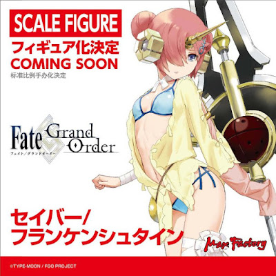 "figura de Frankenstein de ""Fate/Grand Order"" - Max Factory"