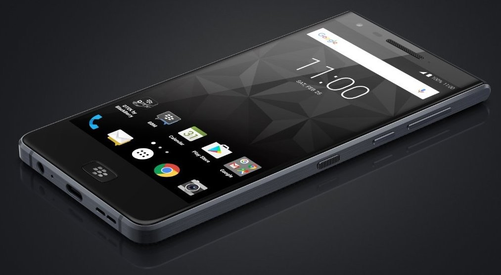 BlackBerry KEYone will start receiving Oreo update very soon