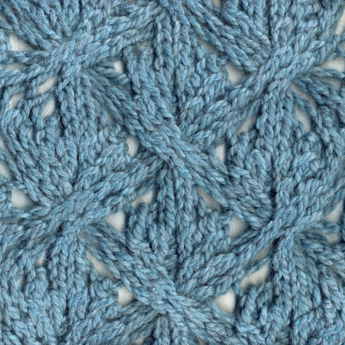 Knitting 3 Stitch I Cord Bind Off : Knot Knecessarily Known Knitting: Reversible Lace Resources