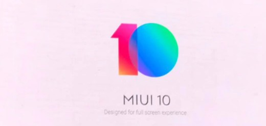 MIUI 10 Beta Stable Rom Released In China For Xiaomi Mi 6 By