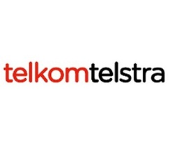 Logo TelkomTelstra