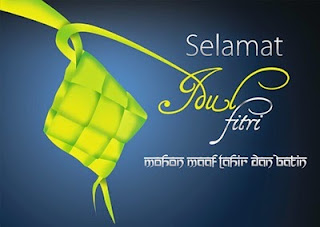 Gambar Kata Kata Selamat Idul Fitri