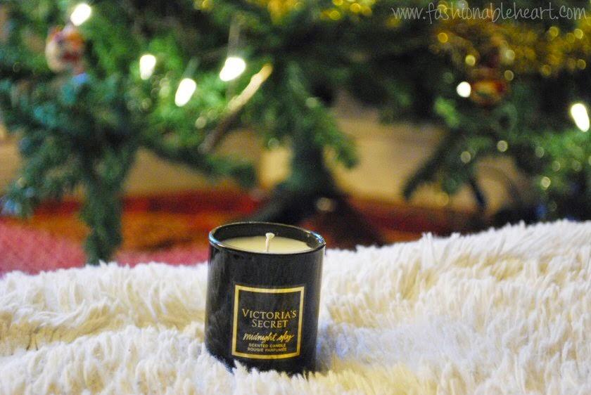 christmas candle victoria secret