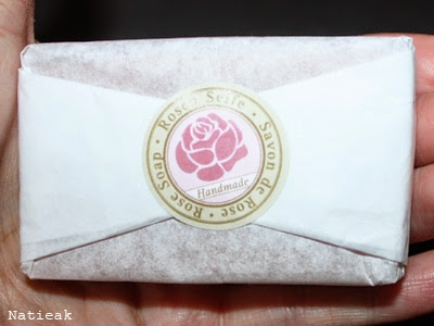 Savon à la Rose 40g