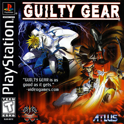 descargar guilty gear psx mega