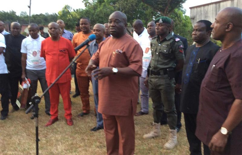 """Tax fraud judgement: Governor Ikpeazu files appeal, asks Abia people """"not to panic"""""""