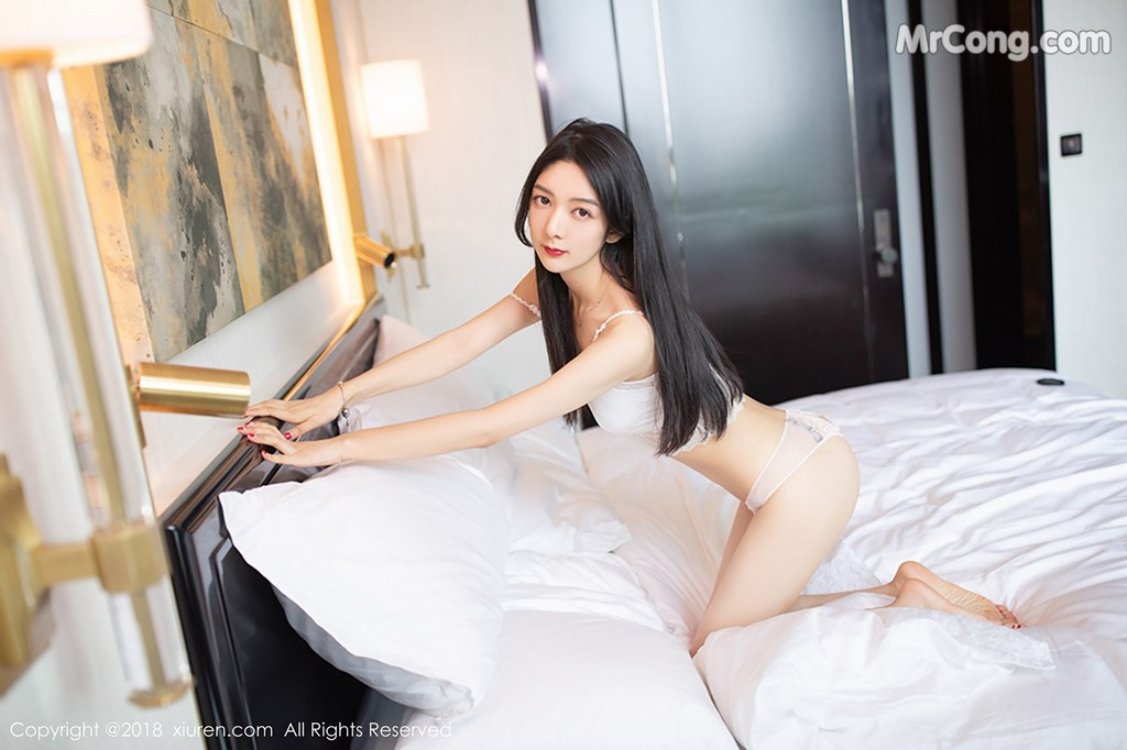 Image XIUREN-No.1194-Xiao-Reba-Angela-MrCong.com-001 in post XIUREN No.1194: Người mẫu Xiao Reba (Angela小热巴) (42 ảnh)