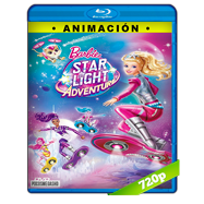 Barbie en una aventura espacial (2016) BRRip 720p Audio Dual Latino-Ingles