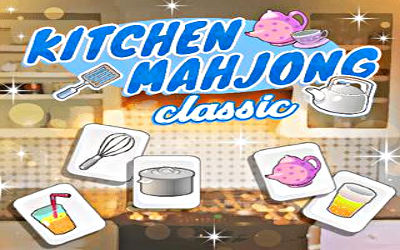 Kitchen Mahjong Classic - Jeu de Puzzle / Réflexion en Ligne