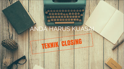 Download Ebook Menguasai Teknik Closing