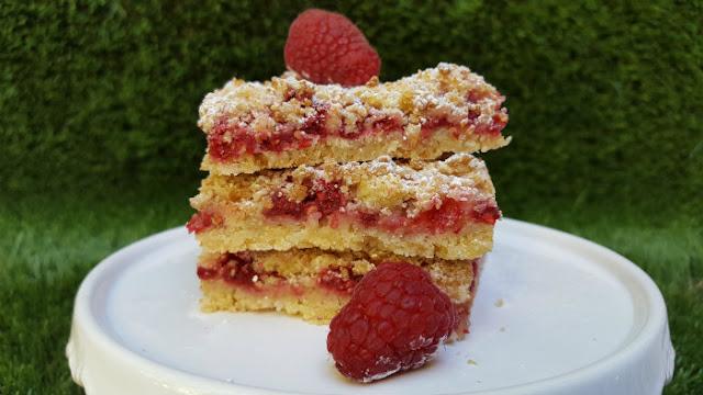 barritas-de-frambuesa, raspberry-bars