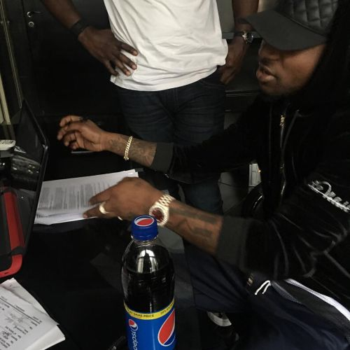Davido signs 2yrs endorsement deal with Pepsi