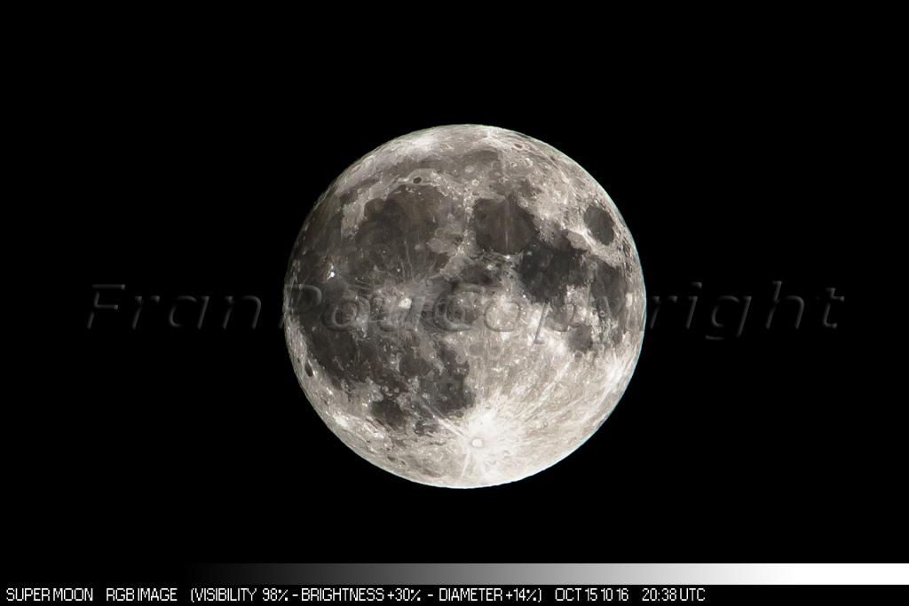 Barcelona spotting los aviones y la luna for Que luna tenemos hoy