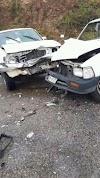 Τροχαίο ατύχημα στην ορεινή Ξάνθη - Συγκρούστηκαν 2 Ι.Χ.