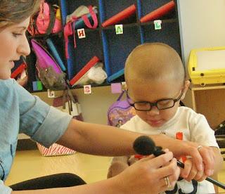 NOU mod de prevenire pierderea vederii la COPII nascuti prematur