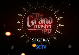 Daftar Peserta The Grand Master Asia