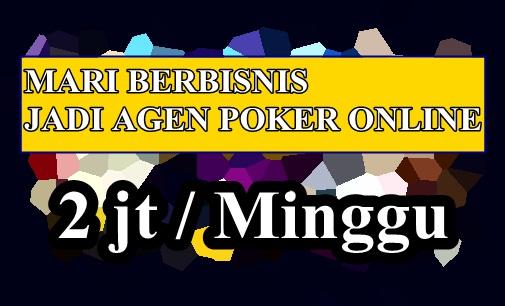 jadi Agen Poker