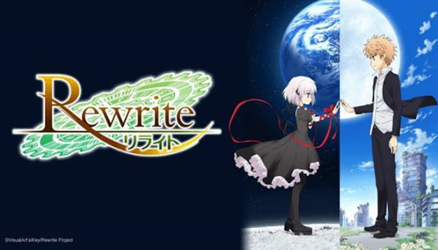 Download Rewrite S2 Subtitle Indonesia [Batch]
