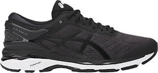 Asics Gel Kayano 24. Las mejores zapatillas de hombres para correr