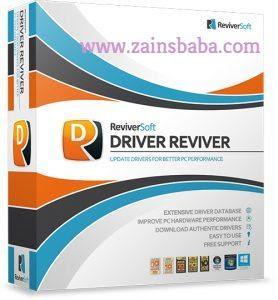 ReviverSoft Driver Reviver 5.24.0.12 Latest   ZainsBaba.com