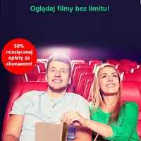 cinema city unlimited za pół ceny promocja kart kredytowych bz wbk