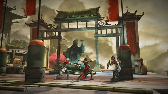 Assassins Creed Chronicles China-CODEX