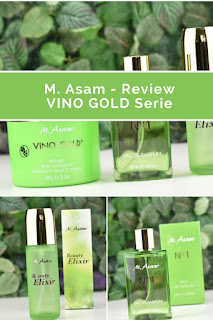 M. Asam - Review VINO GOLD Serie