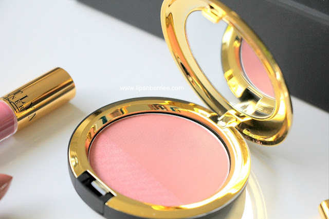 MAC Caitlyn Jenner Collection blush review