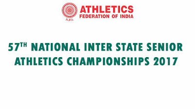 57th National Open Athletics C'ships Began in Chennai