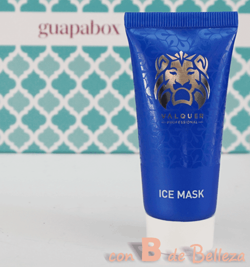 Ice hair mask
