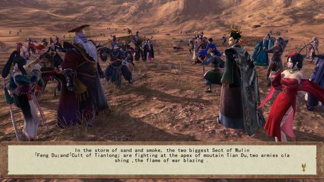 Tale of Wuxia:The Pre-Sequel PC Full