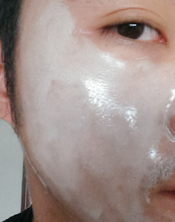 Shiseido Vital Perfection Peel-off Mask