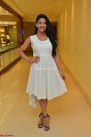 Daksha Nagarkar Cute Beauty in Sleeveless White Dress at Khwaaish Exhibition Launch 2017 ~  Exclusive 069.JPG