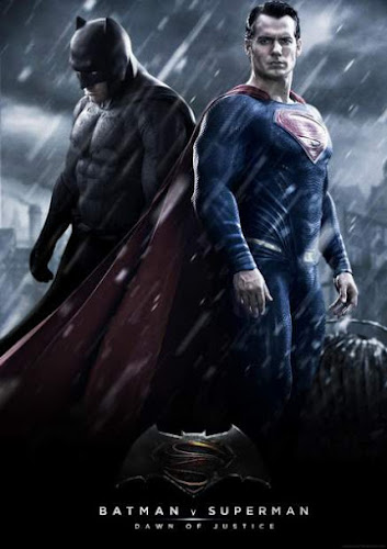 Batman v Superman (4K UHD 2160p Dual) (2016)