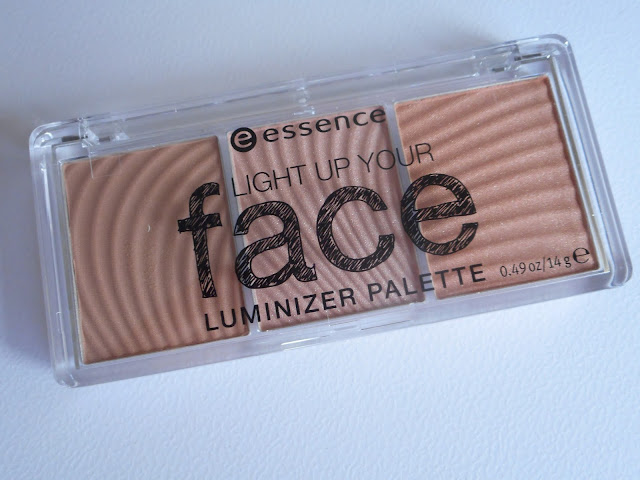 essence light up your face luminizer palette 10 ready, set, glow!