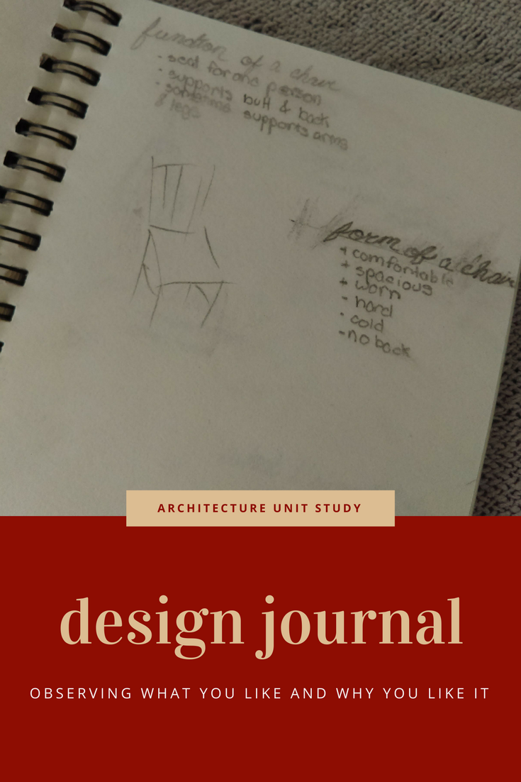 Temple Of Notice And Wonder Design Journal Observing