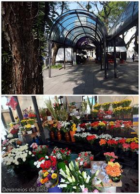 Curitiba Free Walking pelo Centro histórico - Mercado das Flores
