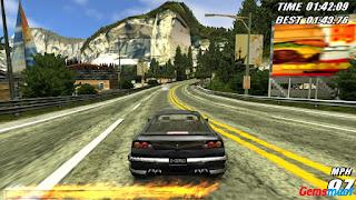 Burnout Legends (USA) PSP