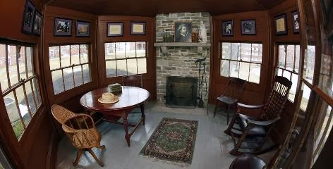 Flying Pages Famous Writers Writing Sheds