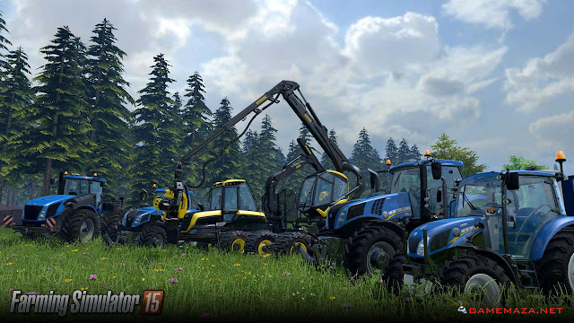 Farming Simulator 2015 Screenshot 3