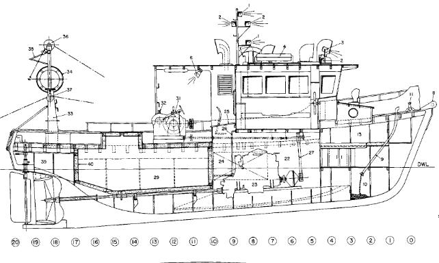 work boat designs
