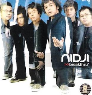 Kumpulan Lagu Nidji Mp3 Album Breakthru' 2006 Full Rar Terlengkap