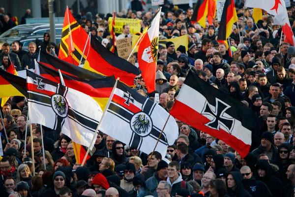 Jerman khawatir Meluasnya Anti-Islam Sayap Kanan Dresden