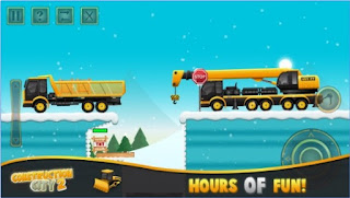 Game Construction City 2 Winter Apk