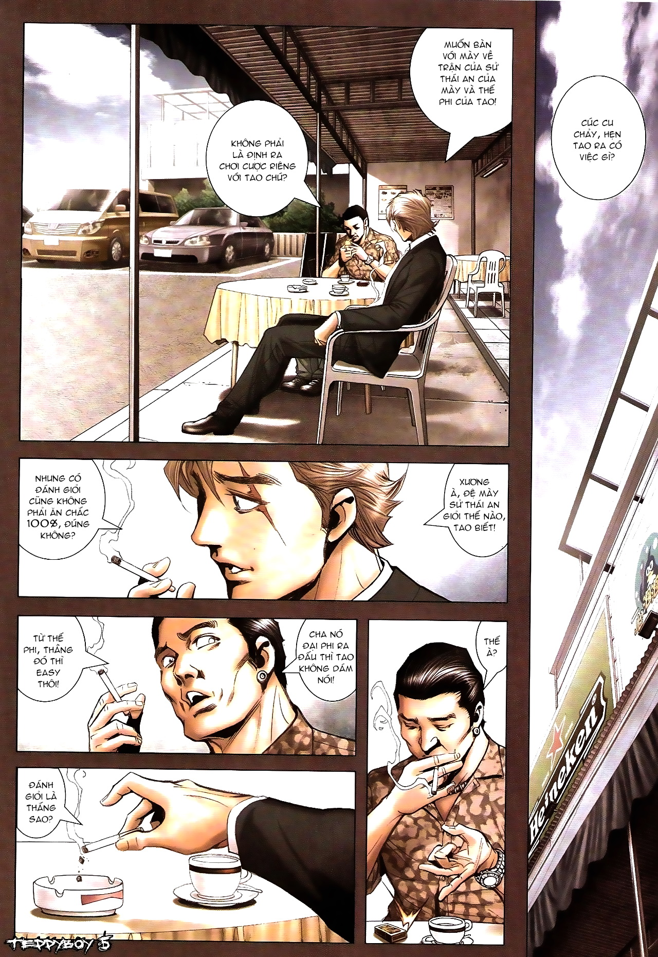 Người Trong Giang Hồ - Chapter 1292: Thật thì không giả được - Pic 4