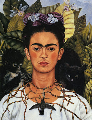 Frida Self Portrait