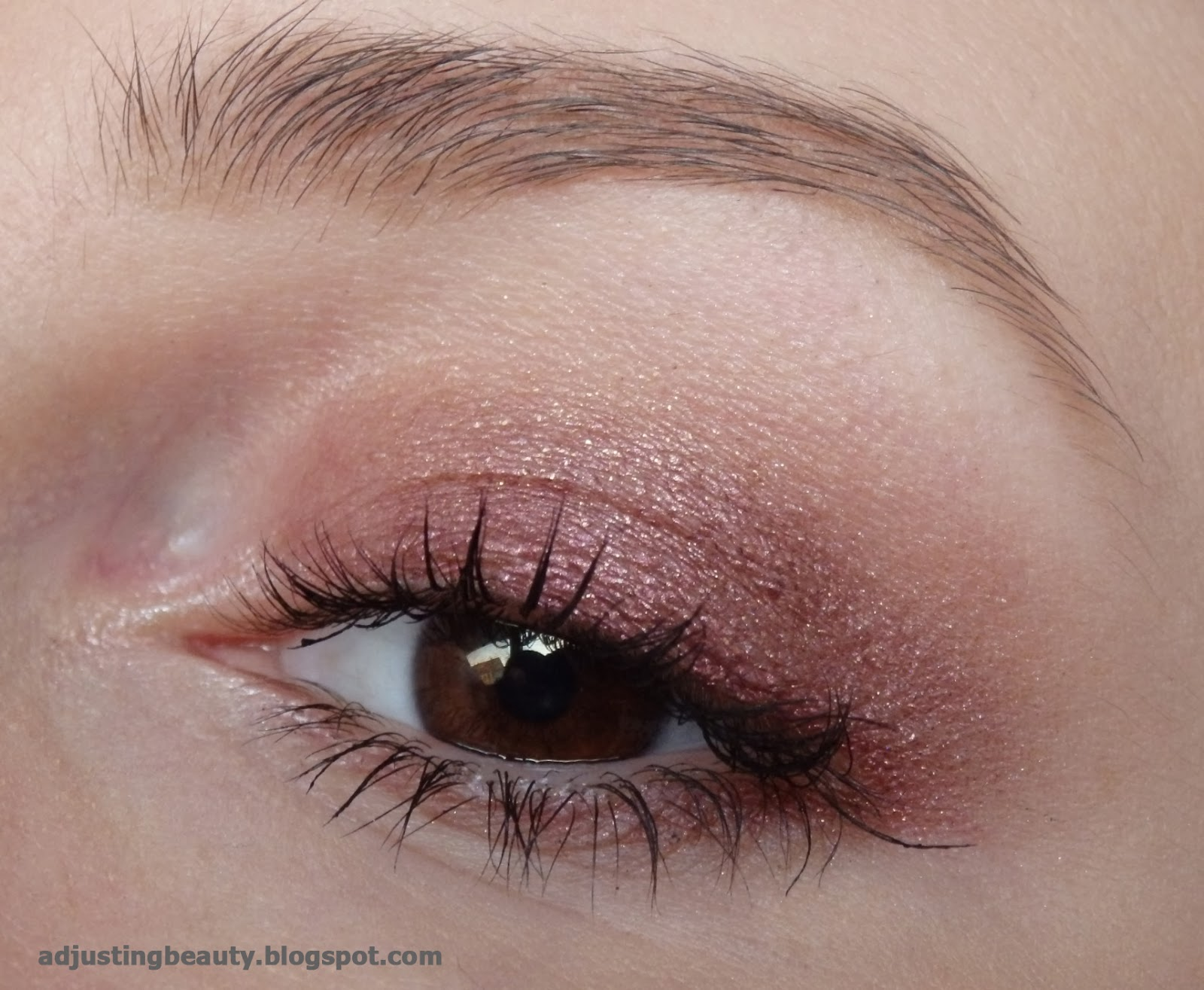Review maybelline color tattoo 24hr in 70 metallic for Color tattoo maybelline