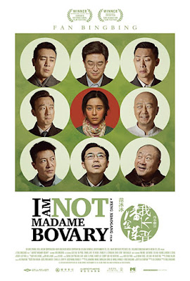 I Am Not Madame Bovary 2016 movie poster