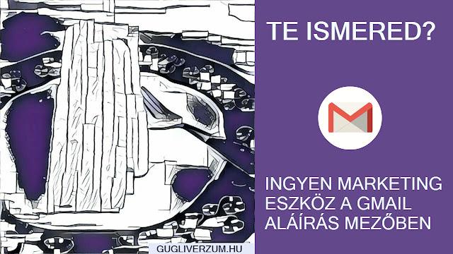 Marketing ingyen - Professzionális Gmail aláírás létrehozása a Google Dokumentumo segítségével
